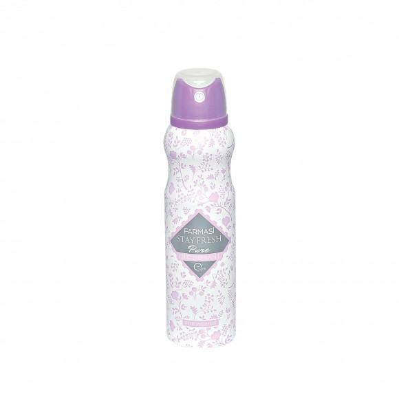 Farmasi Tunisie ref 1107309 Déodorant Farmasi Stay Pure Femme 150ml