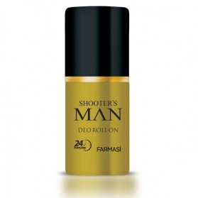 Farmasi Tunisie - 1107364 - Roll-on Farmasi Shooter's Man 50ml