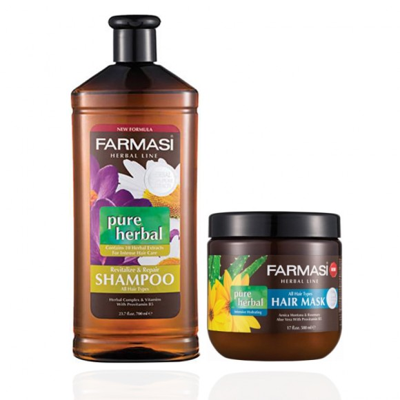 Farmasi Tunisie Pack Pure Hydratation Reference 3232123