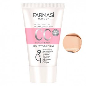 CC Crème Farmasi 50ml Light to Medium