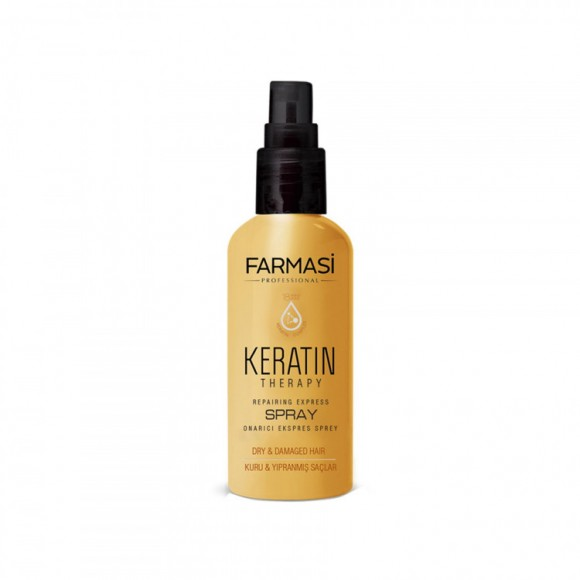 Farmasi Tunisie - 1108181 - Keratin Therapy Farmasi Repairing Spray Cheveux 115ml