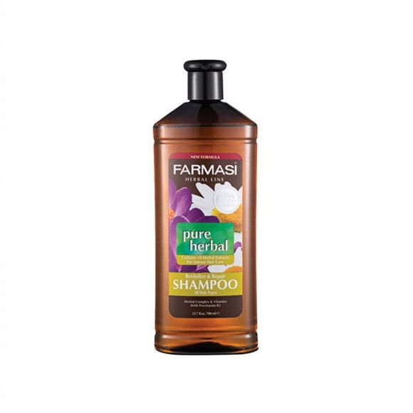 Farmasi Tunisie - 1108037 - Shampoing Farmasi Pure Herbal 700ml