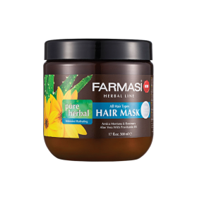Farmasi Tunisie - 1109209 - Masque cheveux Farmasi Pure Herbal 500ml