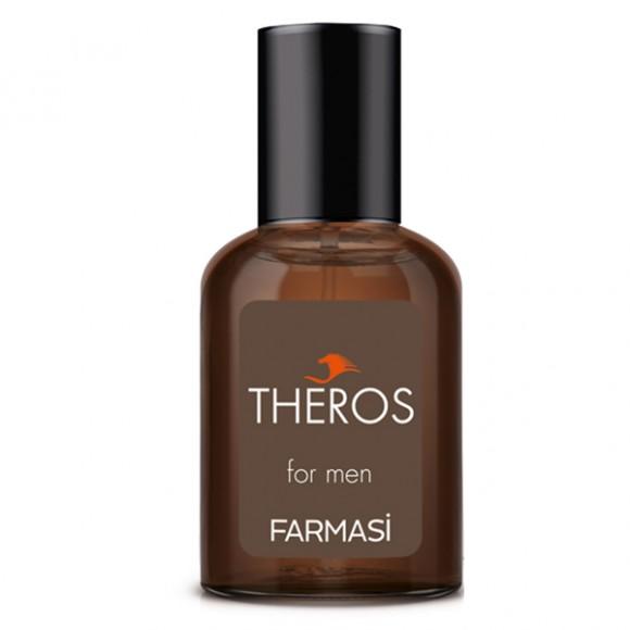 Farmasi Tn - 1107457 - Parfum Farmasi Theros Brown 50ml