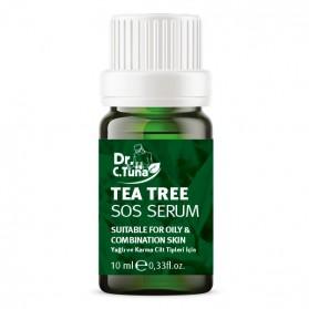 Dr C. Tuna SOS Serum Farmasi Tea Tree