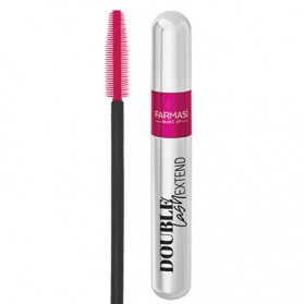 Farmasi Tunisie Mascara Farmasi Double Lash Extend 2 Step Référence 1301518