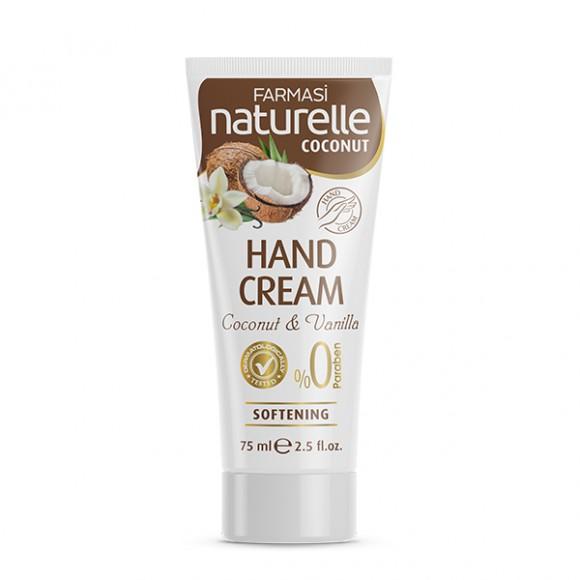 Farmasi Tunisie Crème à Mains Naturelle Farmasi Noix de Coco Référence 1109239