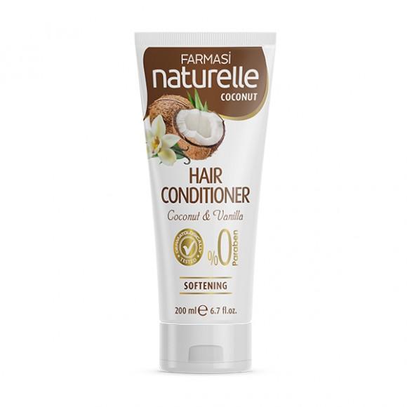 Farmasi Tunisie Après-Shampoing Naturelle Farmasi Noix de Coco Référence 1108201