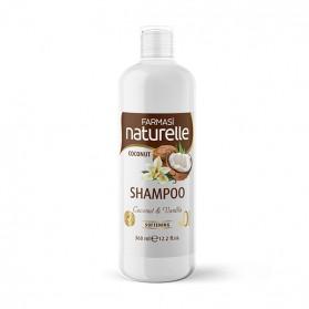 Farmasi Tunisie Shampoing Naturelle Farmasi Noix de Coco Référence 1108200