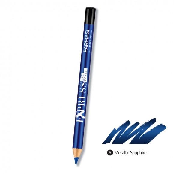 Farmasi Tunisie Crayon Yeux Farmasi Express Eye Pencil 06 Référence 9700718