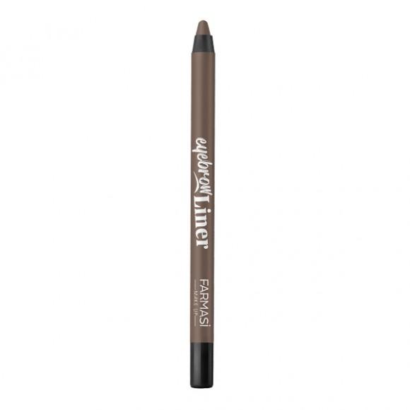 Farmasi Tunisie Crayon à Sourcils Farmasi EyeBrow Liner Greyish Brown Référence 9700761