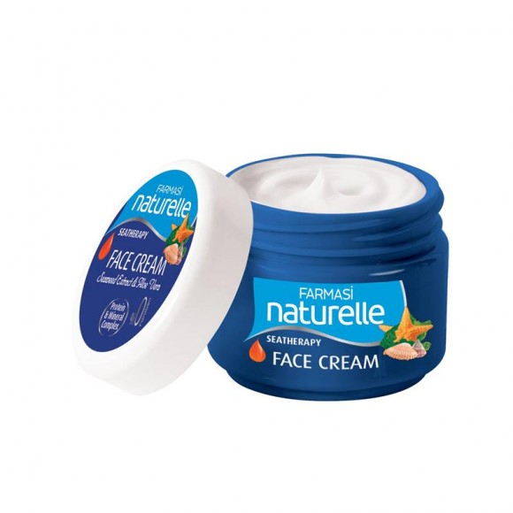 Farmasi Tunisie Crème Visage Naturelle Farmasi Sea Therapy Référence 1104133