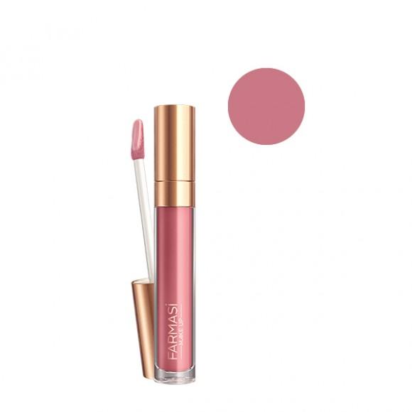 Farmasi Tunisie Gloss à lèvres Farmasi Nudes For All 02 Satin Pink Référence 1303745