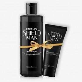 Pack Farmasi Man Needs Shield Man