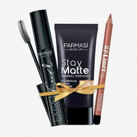 Farmasi Tunisie Pack Farmasi Essential Make Up Référence 3304302