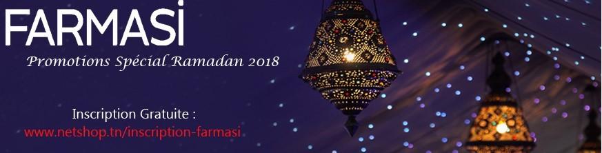 Promotions FARMASI Spécial Octobre 2018