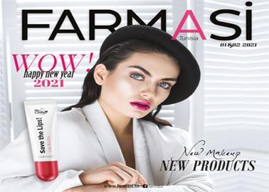 Catalogue Farmasi Tn mois Janvier 2021 et février 2021