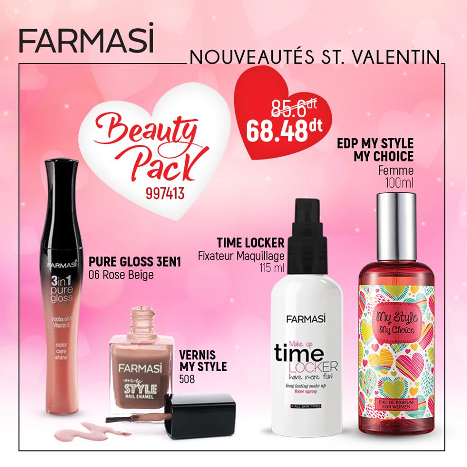 Promotions Nouveautés ST. Valentin Du 1er au 19 Février 2017