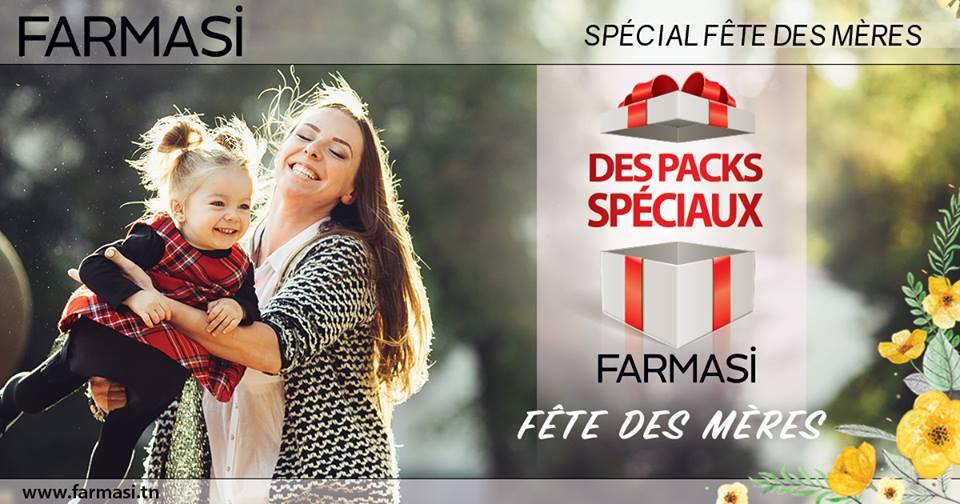 Promotions Farmasi Tunisie 5 Packs spécial fête des mères