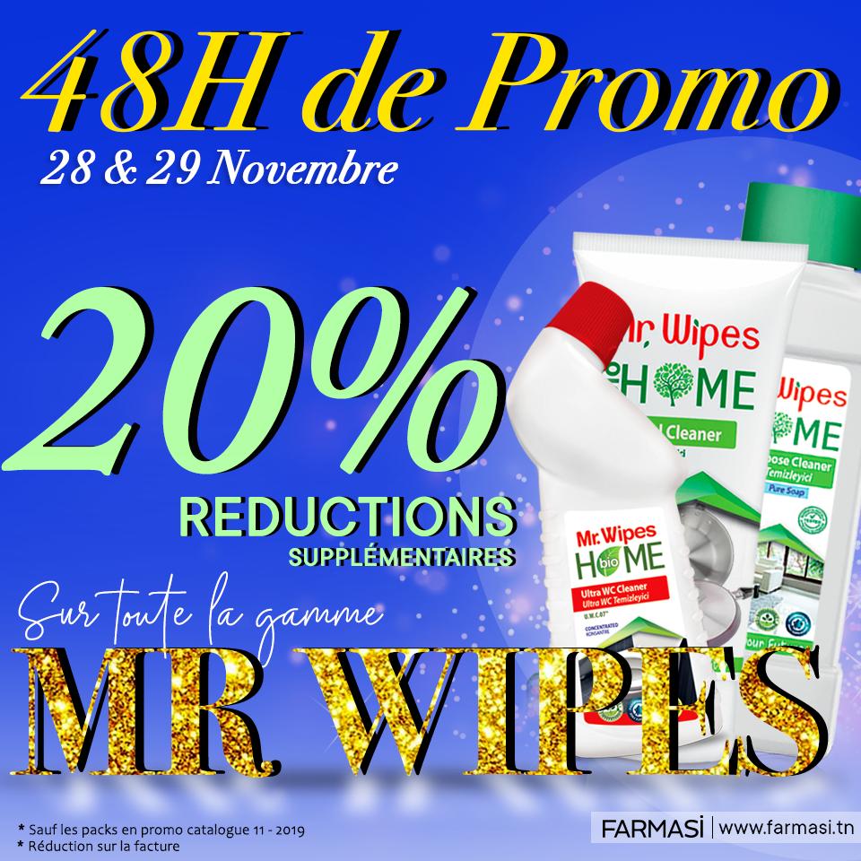 Promotions Farmasi 48 heures 28 et 29 novembre 2019