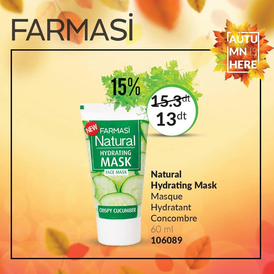 Promotion Farmasi septembre 2016