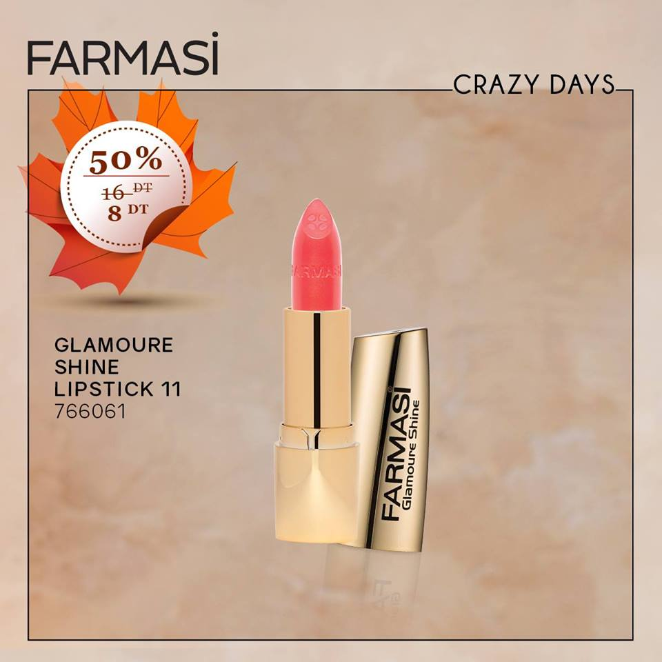 Promotions Farmasi Crazy Days Septembre Octobre 2016