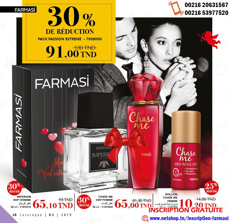 Promotions Farmasi Tunisie Catalogue Février 2019