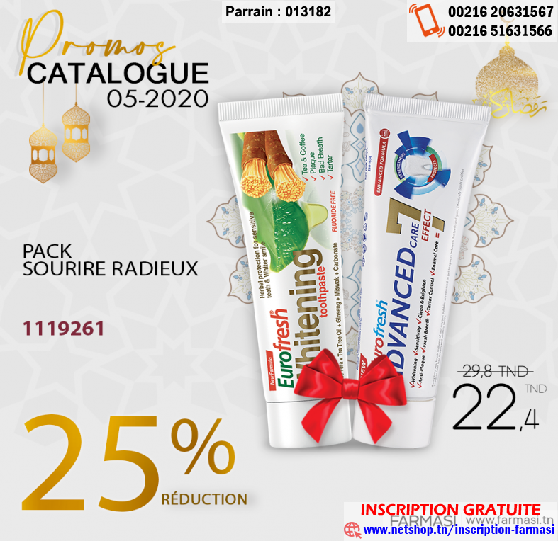Promotions Farmasi Tunisie Catalogue Février 2019