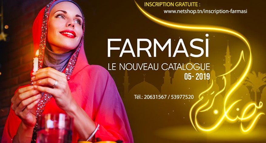 Nouveau Catalogue Farmasi Tunisie 05/2019 By FARMASI A&H
